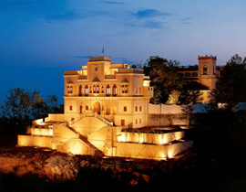 Himalayan Spa - Ananda - Vacations in India