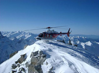 Heli-Skiiing - Himalayan mountains - Adventure India vacations
