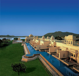 The Oberoi Udaivilas - Rajasthan Lake Spa - Vacations in India