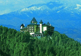 Oberoi Wildflower - Spa at Shimla - Vacations in India