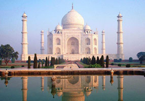 Taj Mahal - Indian Culture Vacations