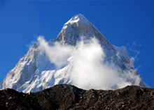 Gomukh Hiking - Himalayan mountains - Adventure India vacations